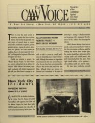 The CAAAV Voice