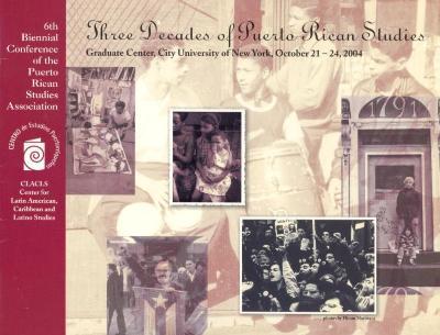 Three Decades of Puerto Rican Studies