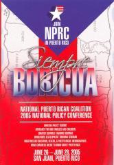 Join NPRC in Puerto Rico: Siempre Boricua