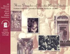 Three Decades of Puerto Rican Studies