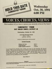 Voices, Choices, News