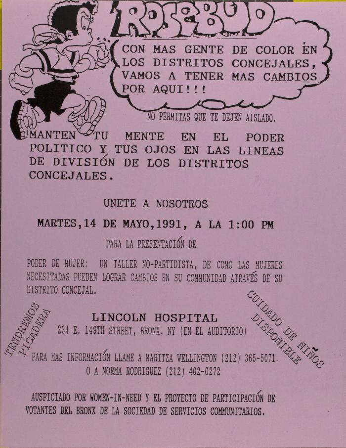 Con Más Gente en los Distritos Concejales, Vamos Tener Mas Cambios Por Aqui!!! / With More People in the Council Districts, We Will Have More Changes Around Here!