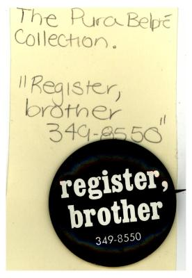 Button: Register Brother 349-8550