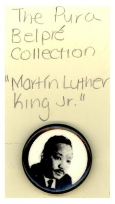 Button: Martin Luther King Jr.