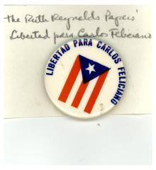 Button: Libertad para Carlos Feliciano