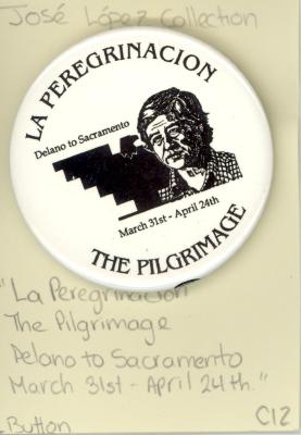 Button: The Pilgrimage, La Peregrinacion