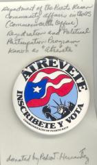 Button: Atrevete. Incribete y Vota