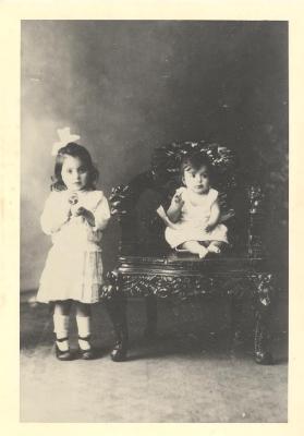Blase Camacho and Vicenta Camacho