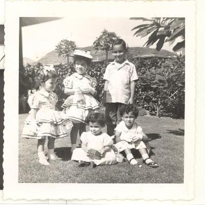 Camacho children