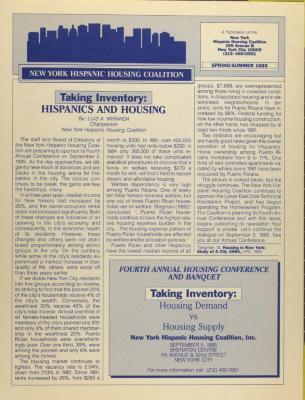 New York Hispanic Housing Coalition