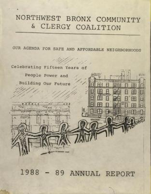 Northwest Bronx Community and Clergy Coalition - Annual Report