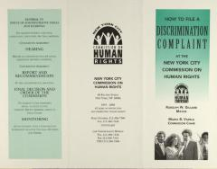 How to File a Discrimination Complaint at the New York City Human Rights Commission