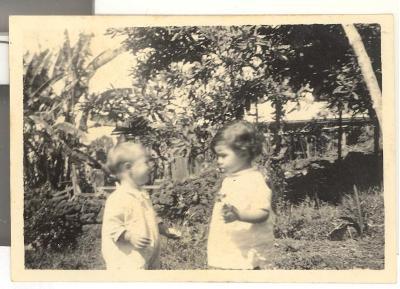 Larry Camacho and Flora Caravalho