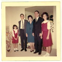 Camacho Santiago family