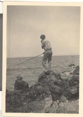 Daniel Camacho fishing
