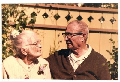 Mary Caravalho and Lawrence Ramos Camacho