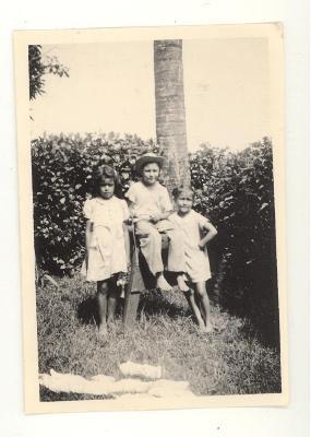 Helen Gutierrez, Larry and Helen Camacho