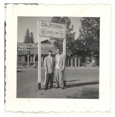 Camacho brothers in California