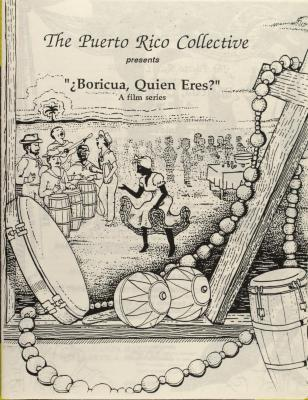 The Puerto Rico Collective Presents Boricua, Quien Eres?