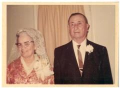 50th Anniversary Wedding of Mary Caravalho and Lawrence Ramos Camacho