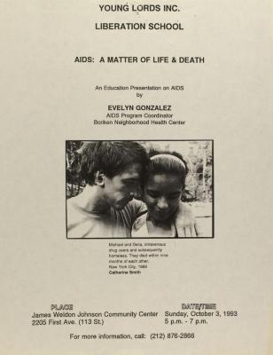 AIDS: A Matter of Life and Death