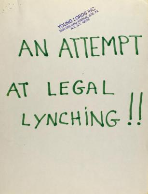 An Attempt At Legal Lynching!!!