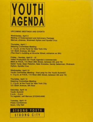 Youth Agenda