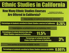 Ethnic Studies in California