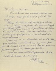 Correspondence to Frank Bonilla