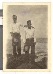 Raymond Rosa and Thomas Negrones