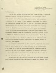 Correspondence from Hector R. Cordero-Guzmán