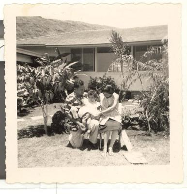 Blase Camacho, Al, and Sidney