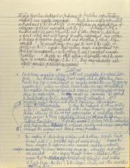 Manuscript Notes on Puerto Rican Politics