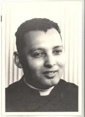 Portrait of Father Benito Caravalho