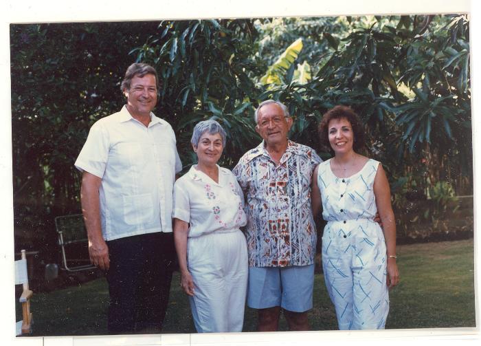 Souza and Skousen families