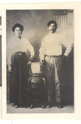 Blase Camacho's unidentified family members