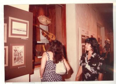 Boricua Hawaiiana exhibit