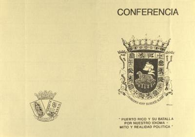 Conferencia / Conference