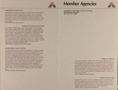 Association of Puerto Rican Executive Directors - Member Agencies