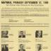 Mayoral Primary: September 12, 1989