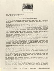 The New Press - 7/24/96 Board Meeting Minutes