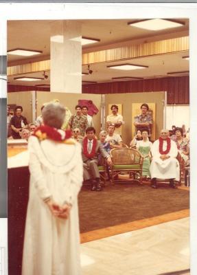 Opening reception of Boricua Hawaiiana exhibit