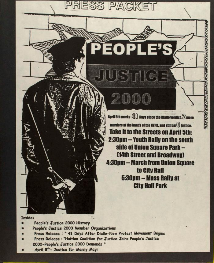 People's Justice 2000