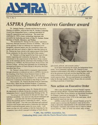 ASPIRA NEWS