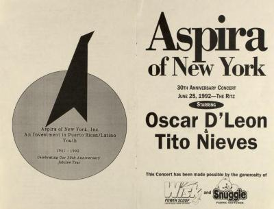 ASPIRA of New York - 30th Anniversary Concert
