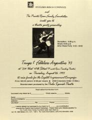 Tango & Folklore Argentino '93