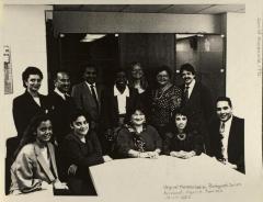 Comité Noviembre Staff