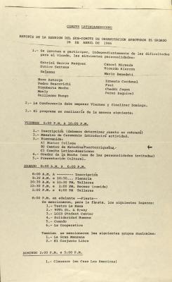 Comite Latinoamericano
