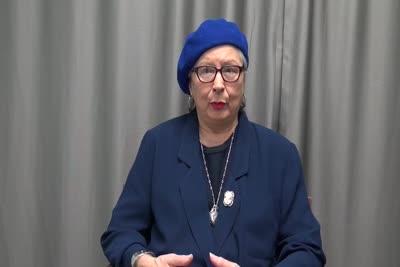 Interview with Gilda Mirós on November 17, 2016, Segment 3, Part 2