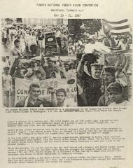 Fourth National Puerto Rican Convention